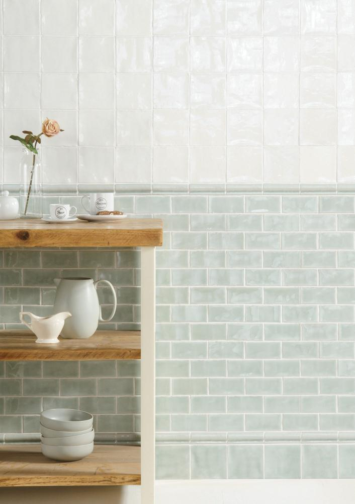 mint brick tile the winchester tile company. Black Bedroom Furniture Sets. Home Design Ideas