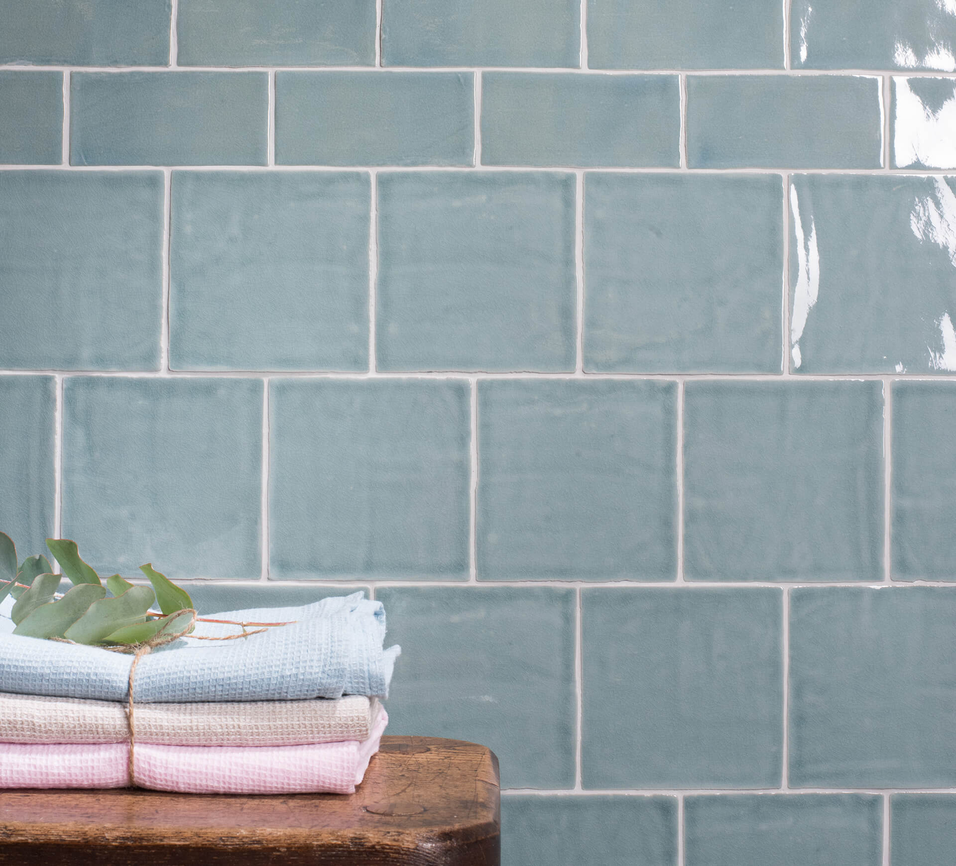 Moselle Half Tile | The Winchester Tile Company
