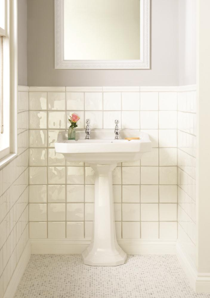 Pure White Field Tile The Winchester Tile Company
