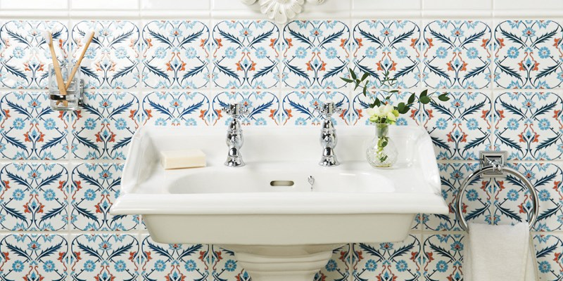 Hand Crafted English Tiles | The Winchester Tile Company